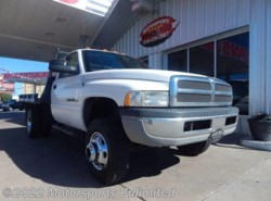 Used 2001  Dodge  Ram Pickup 3500 ST 2dr Standard Cab 4WD LB by Dodge from Motorsports Unlimited in Mcalester, OK