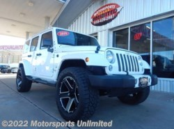 Used 2016  Livin' Lite Jeep Wrangler Unlimited Sahara 4x4 4dr SUV