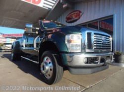 Used 2008  Ford  F-450 Super Duty Lariat 4dr Crew Cab 4WD LB DRW by Ford from Motorsports Unlimited in Mcalester, OK