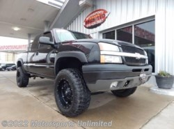 Used 2004  Chevrolet  Silverado 1500 Z71 4dr Extended Cab 4WD SB by Chevrolet from Motorsports Unlimited in Mcalester, OK