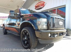 Used 2008  Ford  F-250 Super Duty Lariat 4dr Crew Cab 4WD SB by Ford from Motorsports Unlimited in Mcalester, OK