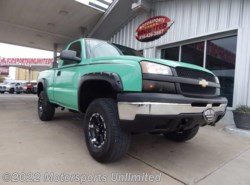 Used 2004  Chevrolet  Silverado 1500 LS 2dr Standard Cab 4WD SB by Chevrolet from Motorsports Unlimited in Mcalester, OK