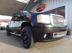 Used 2008  GMC  Sierra 1500 Denali 4WD 4dr Crew Cab 5.8 ft. SB by GMC from Motorsports Unlimited in Mcalester, OK