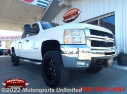 Used 2008  Chevrolet  Silverado 2500HD LT2 4WD 4dr Crew Cab SB by Chevrolet from Motorsports Unlimited in Mcalester, OK