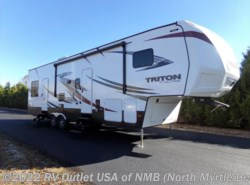 New 2017  Dutchmen Voltage Triton 3451 by Dutchmen from RV Outlet USA in North Myrtle Beach, SC