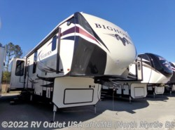 New 2017  Heartland RV Bighorn 3870FB by Heartland RV from RV Outlet USA in North Myrtle Beach, SC