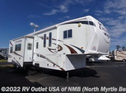 Used 2011  Heartland RV Cyclone 3850