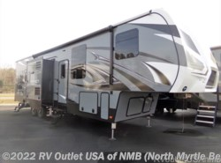 New 2017  Keystone Fuzion Impact 341 by Keystone from RV Outlet USA in North Myrtle Beach, SC
