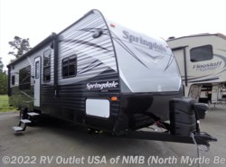 New 2018  Keystone Springdale 293RK by Keystone from RV Outlet USA of NMB in Longs, SC