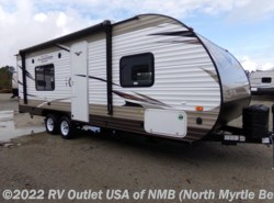 New 2018  Forest River Wildwood 241QBXL by Forest River from RV Outlet USA of NMB in Longs, SC