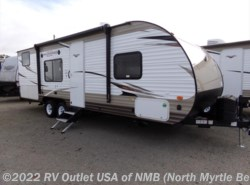New 2018  Forest River Wildwood X-Lite 261BHXL by Forest River from RV Outlet USA in North Myrtle Beach, SC