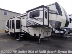 New 2017  Forest River Sierra 377FLIK by Forest River from RV Outlet USA in North Myrtle Beach, SC