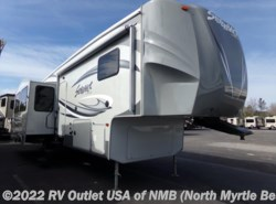Used 2013  Forest River Cedar Creek Silverback 33RL by Forest River from RV Outlet USA of NMB in Longs, SC