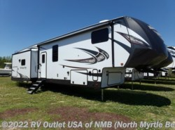 New 2018  Forest River Wildwood Heritage Glen LTZ 370BL by Forest River from RV Outlet USA of NMB in Longs, SC