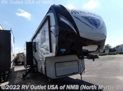 New 2019  Keystone Avalanche 386BG by Keystone from RV Outlet USA of NMB in Longs, SC