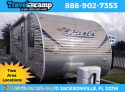 New 2017 Shasta Oasis 31OK available in Jacksonville, Florida