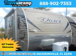 New 2017  Shasta Oasis 21CK by Shasta from Travel Camp in Jacksonville, FL