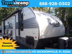 Used 2017  Forest River Cherokee Grey Wolf 26DBH by Forest River from Travel Camp in Jacksonville, FL