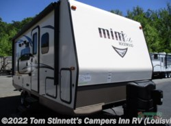 New 2018  Forest River Rockwood Mini Lite 2104S by Forest River from Tom Stinnett's Campers Inn RV in Clarksville, IN