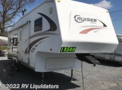 Used 2006  Cruiser RV  CRUISER 29RK by Cruiser RV from RV Liquidators in Fredericksburg, PA
