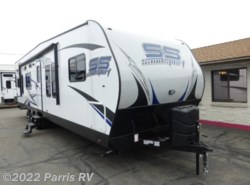 New 2017  Pacific Coachworks Sandsport Toy Hauler 32FBSL by Pacific Coachworks from Terry's RV in Murray, UT