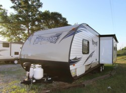Used 2016 Forest River Wildwood 253RLXL available in Calera, Alabama