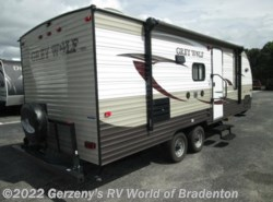 Used 2015  Forest River Cherokee Grey Wolf 23BD by Forest River from Gerzeny's RV World of Bradenton in Bradenton, FL