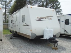 Used 2009  Forest River Surveyor Sv 302 by Forest River from Parkway RV Center in Ringgold, GA