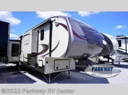 Used 2015  Yellowstone RV Canyon Trail 36FBQS Advanced Profile