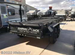 New 2008  Jumping Jack  6x12 Blackout W/12' Tent by Jumping Jack from Nielson RV in St. George, UT