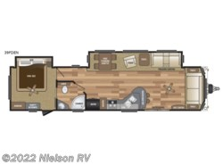 New 2019 Keystone Retreat 39FDEN available in St. George, Utah
