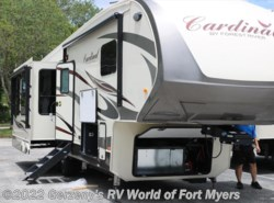New 2018  Forest River Cardinal  by Forest River from Gerzeny's RV World of Fort Myers in Fort Myers, FL