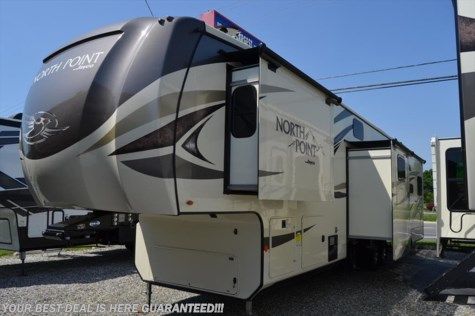 2019 Jayco North Point 377RLBH