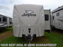 New 2019 Jayco Eagle 330RSTS available in Smyrna, Delaware