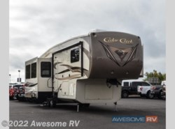 Used 2016 Forest River Cedar Creek Hathaway Edition 34RL available in Chehalis, Washington