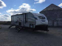 New 2018  Forest River Cherokee Alpha Wolf 26DBH-L by Forest River from RV Dynasty in Bunker Hill, IN