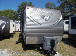 Used 2016  Keystone Hideout 31RBT by Keystone from American Adventures RV in Bushnell, FL
