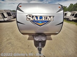 New 2019  Forest River Salem 27REI by Forest River from Gillette's RV in East Lansing, MI