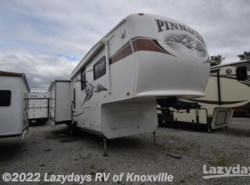 Used 2011  Jayco Pinnacle 34RLTS