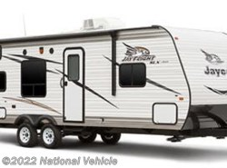 Used 2016  Jayco Jay Flight 212QBW 25' Travel Trailer