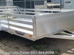 2020 Triton Trailers FIT1281 6.75x12 Tall Fence