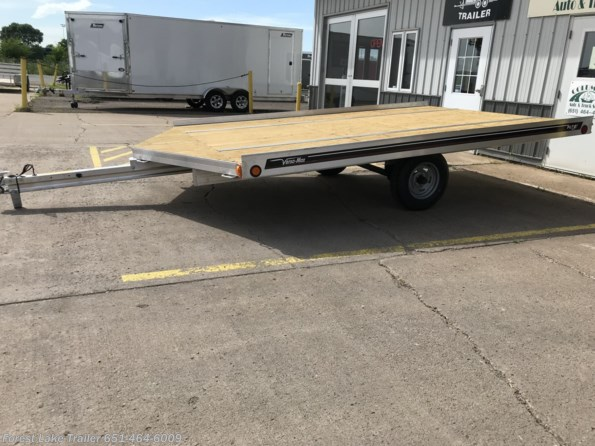 2021 FLOE Versa Max 12'  Snowmobile/ATV Trailer available in Forest Lake, MN