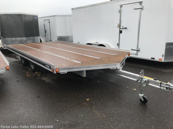 2022 FLOE Versa Max Floe 22' Ramp Sled Trailer available in Forest Lake, MN