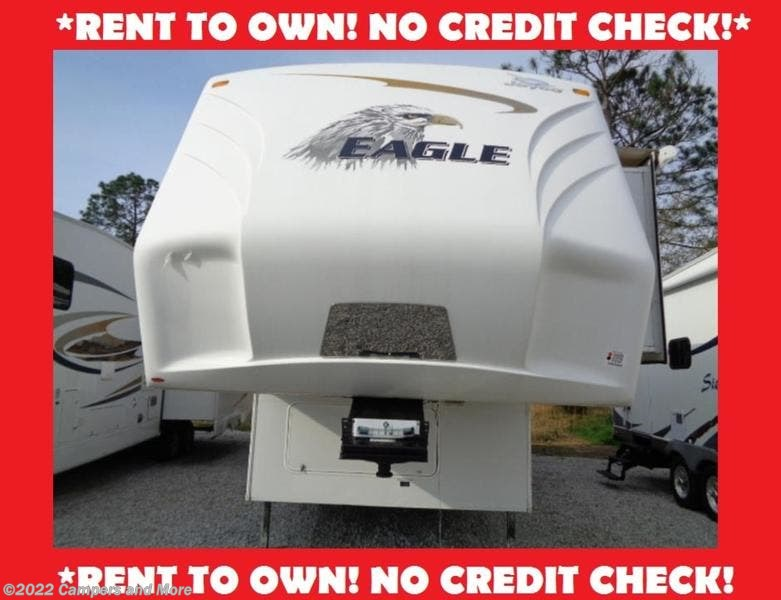 2008 Jayco RV 341RLQS/RENT TO OWN/NO CREDIT CHECK for Sale in Saucier, MS  39574 | 0411