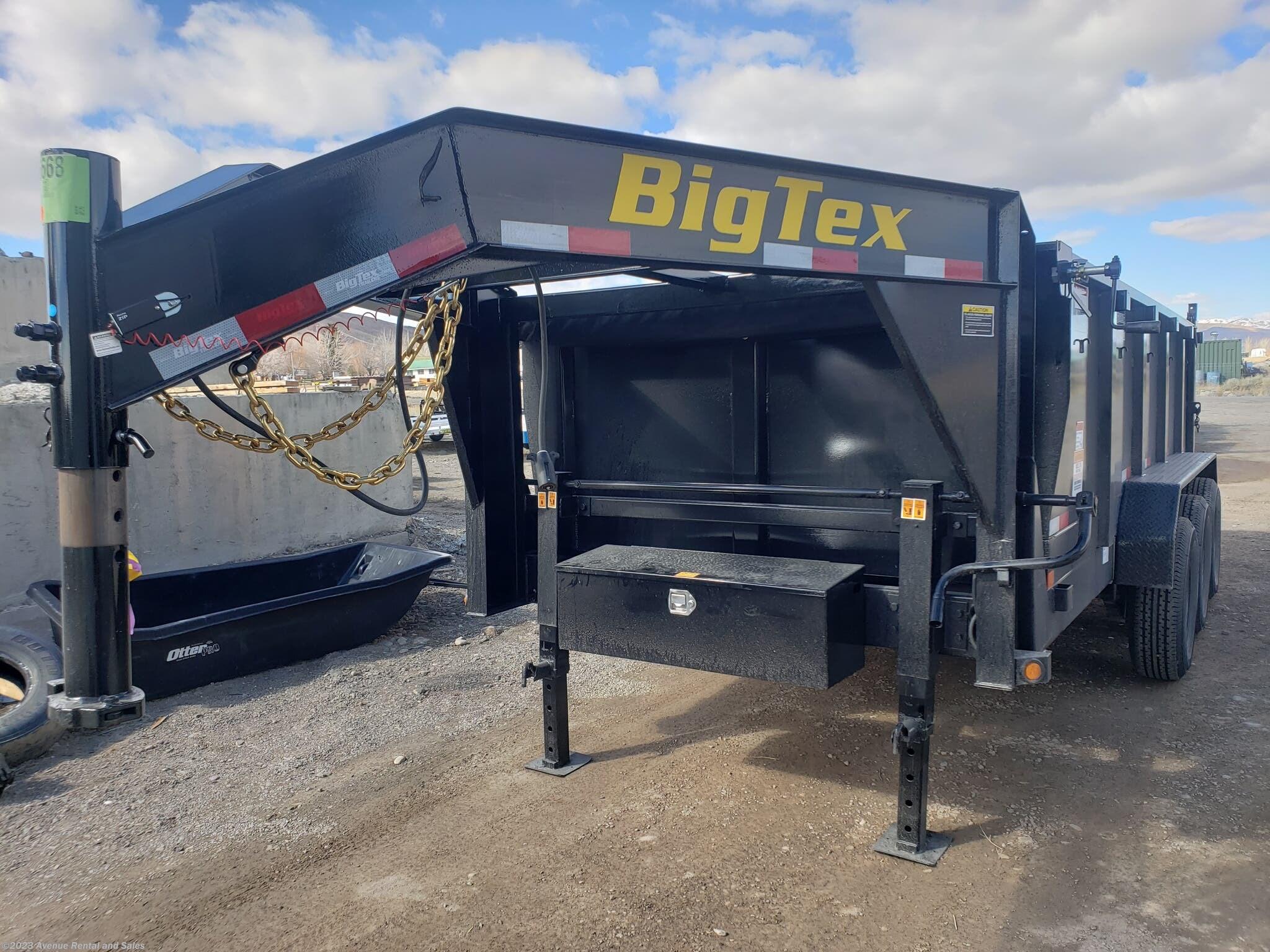 2020 Big Tex 21gx