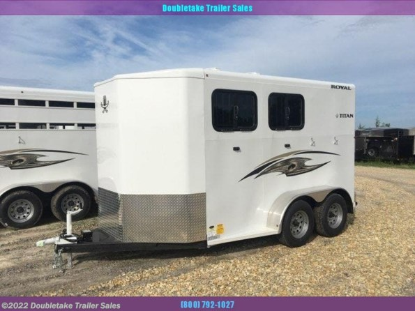 2020 Titan Trailers ROYAL II available in Council Bluffs, IA