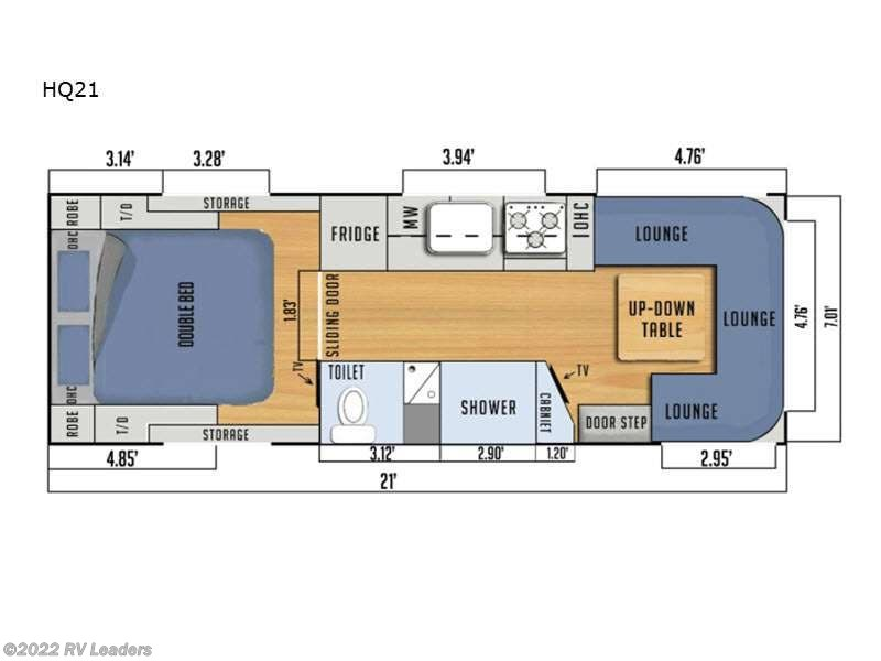 2022 Black Series HQ21 Camper