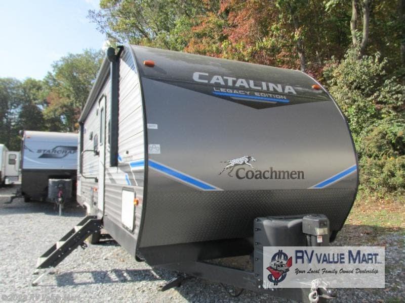 2021 Coachmen Catalina Legacy 293QBCK