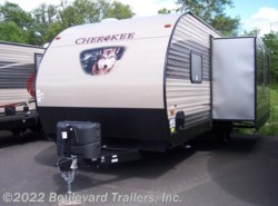 New 2016  Forest River Cherokee Grey Wolf 254Q by Forest River from Boulevard Trailers, Inc. in Whitesboro, NY