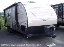 New 2016  Forest River Cherokee Grey Wolf 23BD by Forest River from Boulevard Trailers, Inc. in Whitesboro, NY